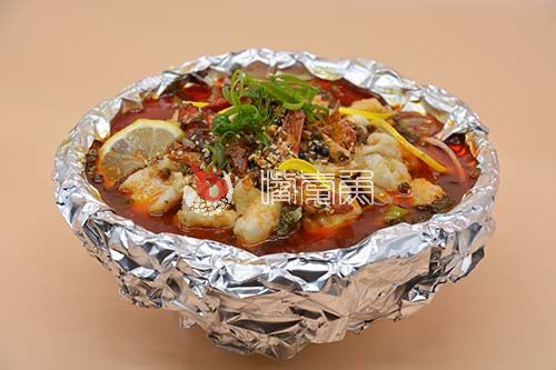藤椒麻辣酸菜鱼